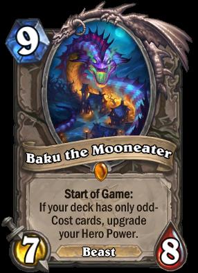 Baku the Mooneater Card Image